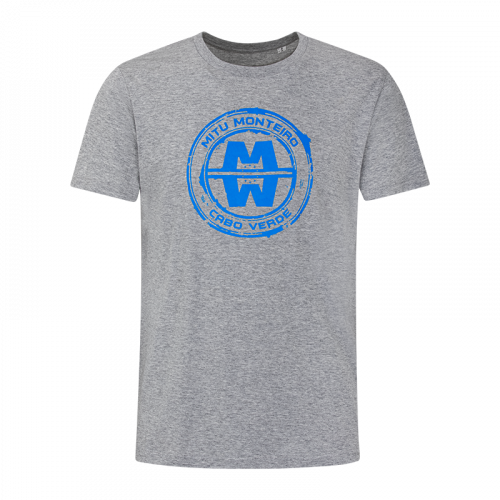 Man ESSENTIAL COTTON - Big Logo GREY