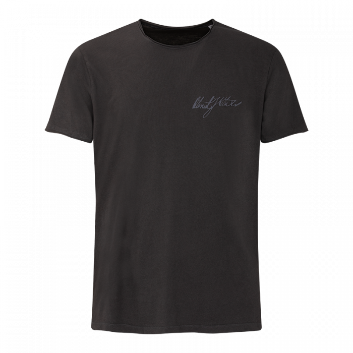 OTENIEL JORGE Man T-shirt Signature - Dark Grey