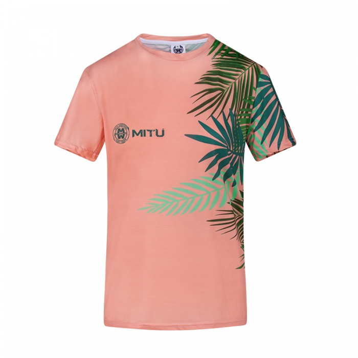 tshirt NATURE LADY - orange