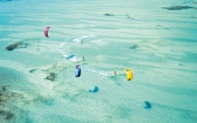 Best places to kitesurf in the World