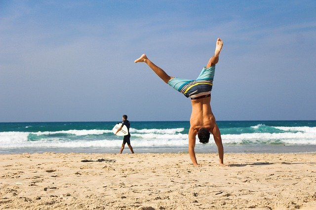 Is kitesurfing a good workout?