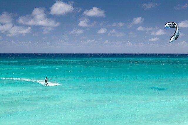 Where to kitesurf in October?